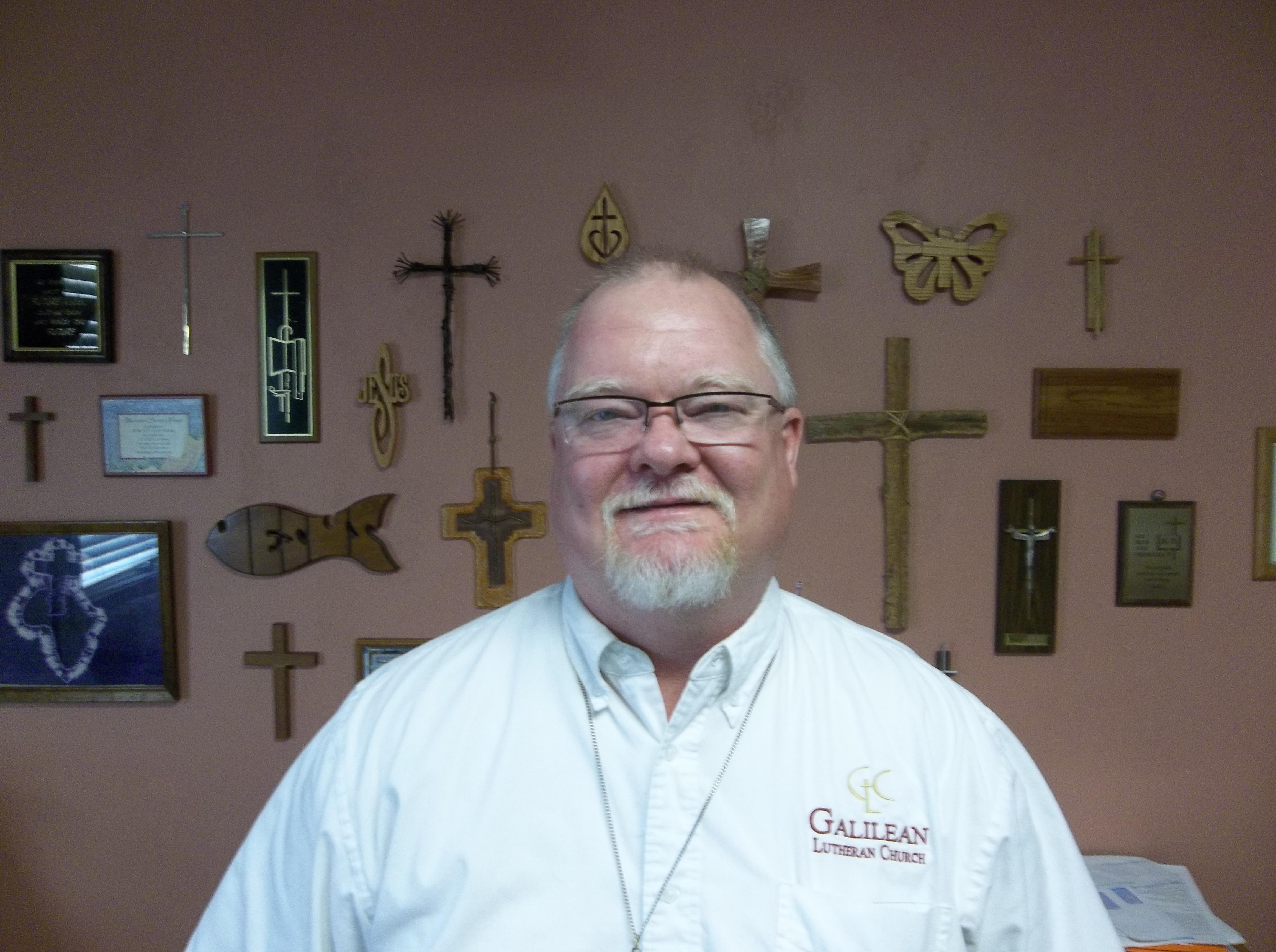 Pastor Scot McCluskey